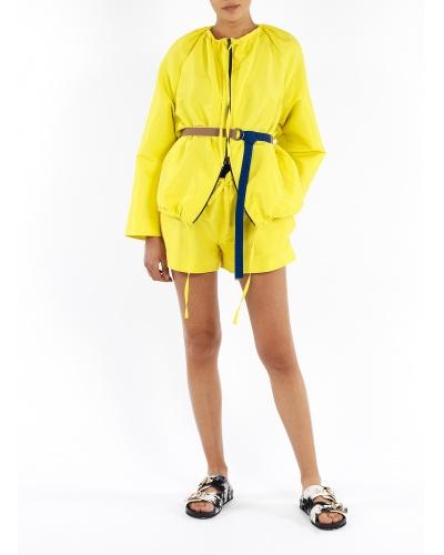 Tecno silk jacket