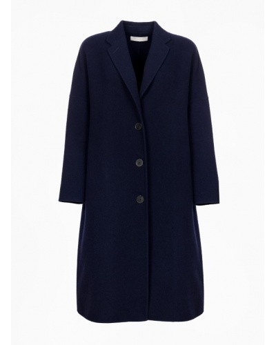 Cappotto oversize in double