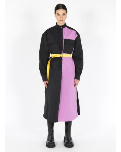 Bicolor dress